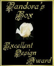 Pandora's Box Excellent Design Award