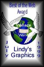 Wallace World's Best of the Web Award
